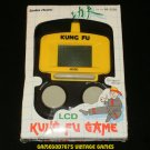 Kung Fu LCD Game - Vintage Handheld - Radio Shack 1990 - Brand New