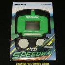 Speedway LCD Game - Vintage Handheld - Radio Shack 1991 - Brand New