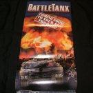 BattleTanx Poster - Nintendo Power December, 1998 - Never Used