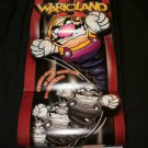 Warioland Poster - Nintendo Power February, 1998 - Never Used