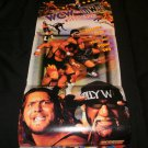 WCW VS NWO Poster - Nintendo Power December, 1997 - Never Used