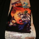 Earthworm Jim 2 Poster - Nintendo Power December, 1995 - Never Used