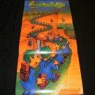 Lemmings - Nintendo Power February, 1992 - Never Used