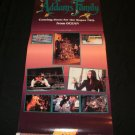 Addams Family Poster - Nintendo Power March, 1992 - Never Used