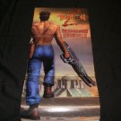 Turok 2 Poster - Nintendo Power September, 1998 - Never Used