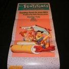 Flintstones Poster - Nintendo Power October, 1991 - Never Used