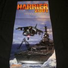 Harrier 2001 Poster - Nintendo Power May, 1999 - Never Used