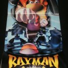 Rayman Arena Poster - Nintendo Power May, 2002 - Never Used