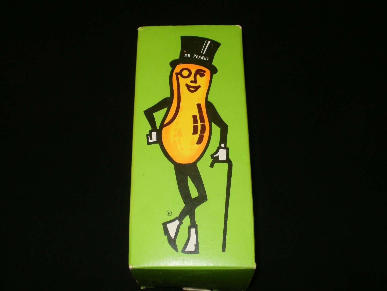Mr. Peanut Nutty Soap Dish - Vintage Avon 1978 Collectible - Brand New