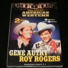 Great American Western Collection Vol. 3 - Featuring Gene Autry & Roy Rogers - Complete