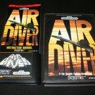 Air Diver - Sega Genesis - Complete CIB