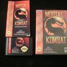 Mortal Kombat - Sega Genesis - Complete CIB