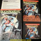 Buck Rogers Planet of Zoom - Atari 5200 - Complete CIB