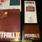 Pitfall II Lost Caverns - Atari 5200 - Complete CIB - Rare