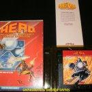 HERO - Atari 5200 - Complete CIB - Rare