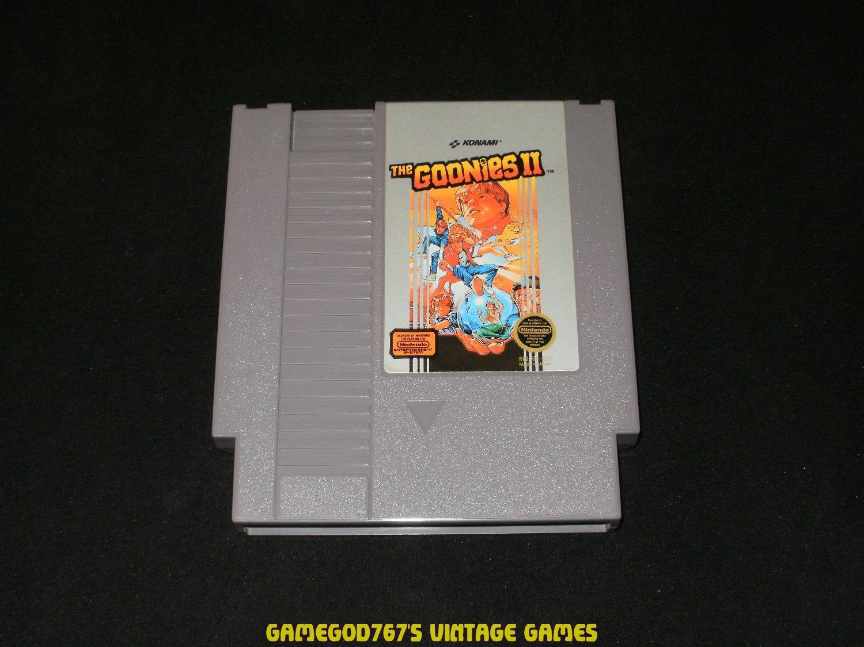 Goonies II - Nintendo NES