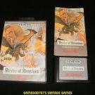 Master of Monsters - Sega Genesis - Complete CIB - Rare