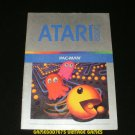 Pac-Man - Atari 5200 - Manual Only