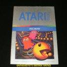 Pac-Man - Atari 5200 - Manual Only