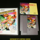 Vegas Dream - Nintendo NES - With Manual & New Custom Case
