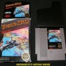 Tiger-Heli - Nintendo NES - Complete CIB
