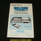 Colecovision Owner's Manual - ColecoVision - Manual Only
