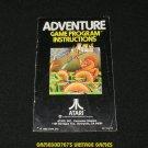 Adventure - Atari 2600 - Manual Only