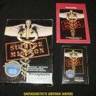 Suicide Mission - Atari 2600 - Complete CIB - Starpath Supercharger Game