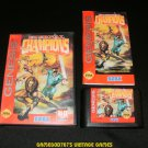 Eternal Champions - Sega Genesis - Complete CIB