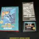 F-15 Strike Eagle II - Sega Genesis - Complete CIB