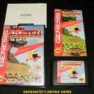 Pac-Man 2 The New Adventures - Sega Genesis - Complete CIB