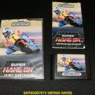 Super Hang-On - Sega Genesis - Complete CIB