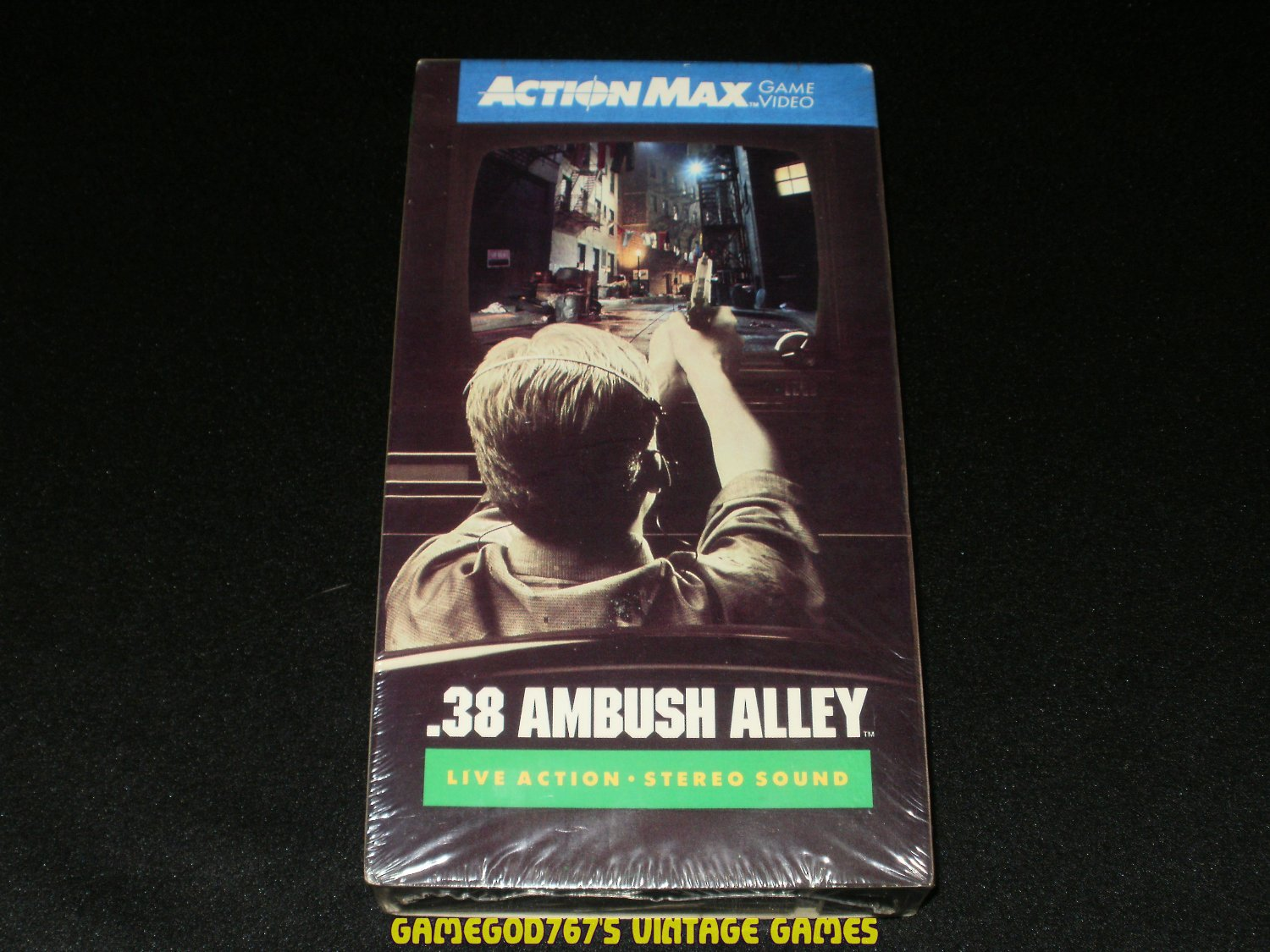 38 Ambush Alley - Action Max - Brand New Factory Sealed