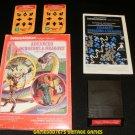 Advanced Dungeons & Dragons - Mattel Intellivision - Complete CIB
