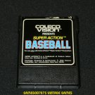 Super Action Baseball - Colecovision