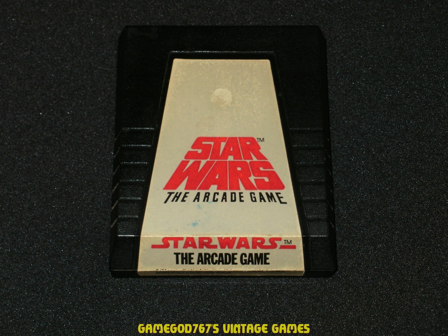 Star Wars The Arcade Game - Colecovision - Rare