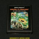 Demons to Diamonds - Atari 2600