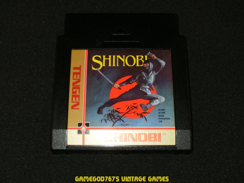 Shinobi - Nintendo NES