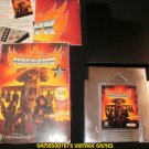 Firehawk - Nintendo NES - With Cartridge Sleeve & Poster