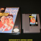 Karate Kid - Nintendo NES - With New Bit Box Case