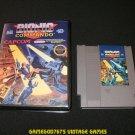 Bionic Commando - Nintendo NES - With New Bit Box Case