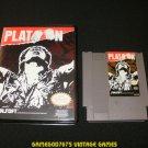 Platoon - Nintendo NES - With New Bit Box Case