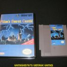 Milon's Secret Castle - Nintendo NES - With New Bit Box Case