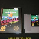 Pinball - Nintendo NES - With New Bit Box Case