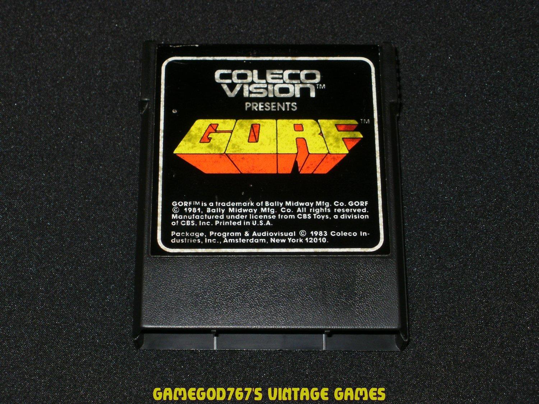 Gorf - Colecovision
