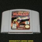 Top Gear Rally - N64 Nintendo