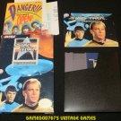 Star Trek 25th Anniversary - Nintendo NES - Complete CIB