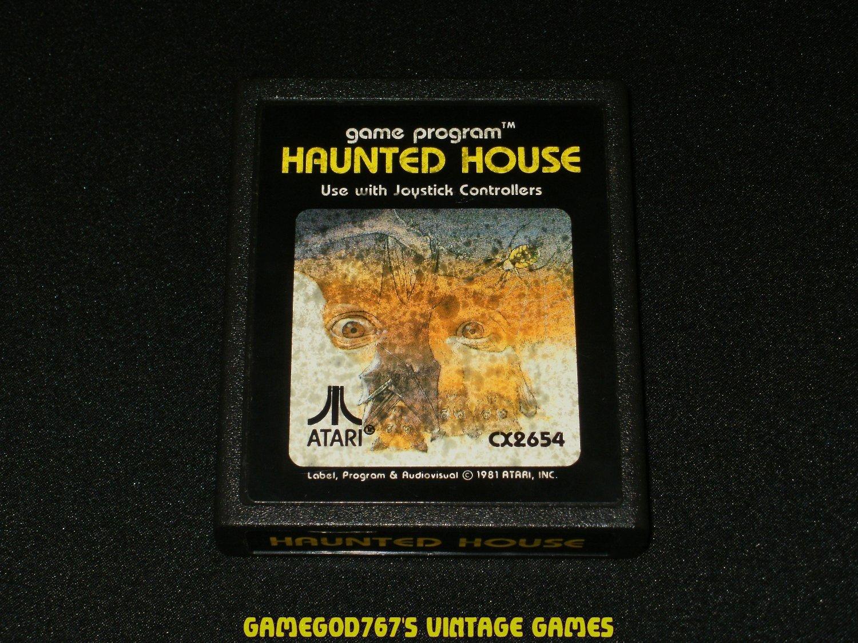 Haunted House - Atari 2600