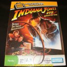 Indiana Jones DVD Adventure Game - Hasbro (2008) - Brand New Factory Sealed