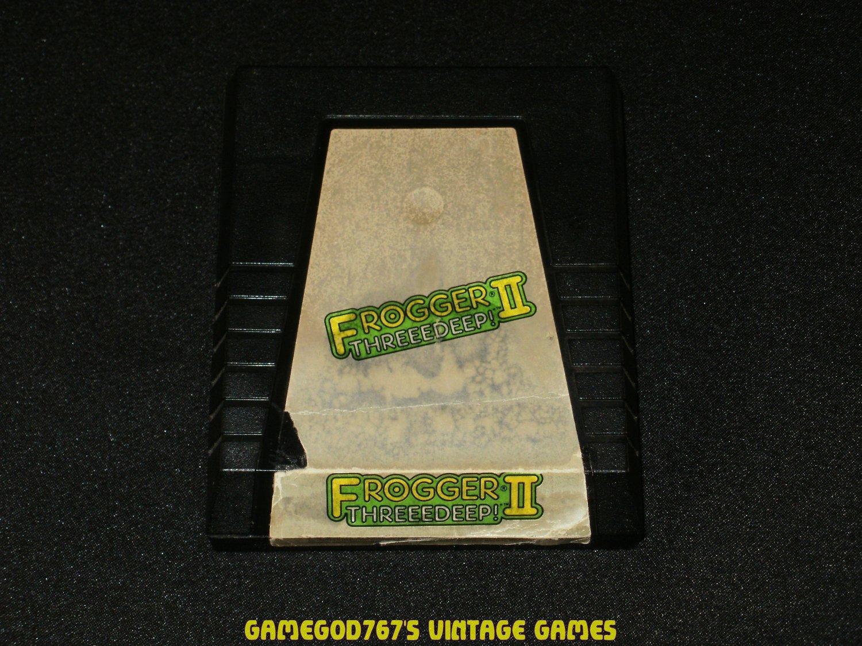Frogger II: Threeedeep - Colecovision